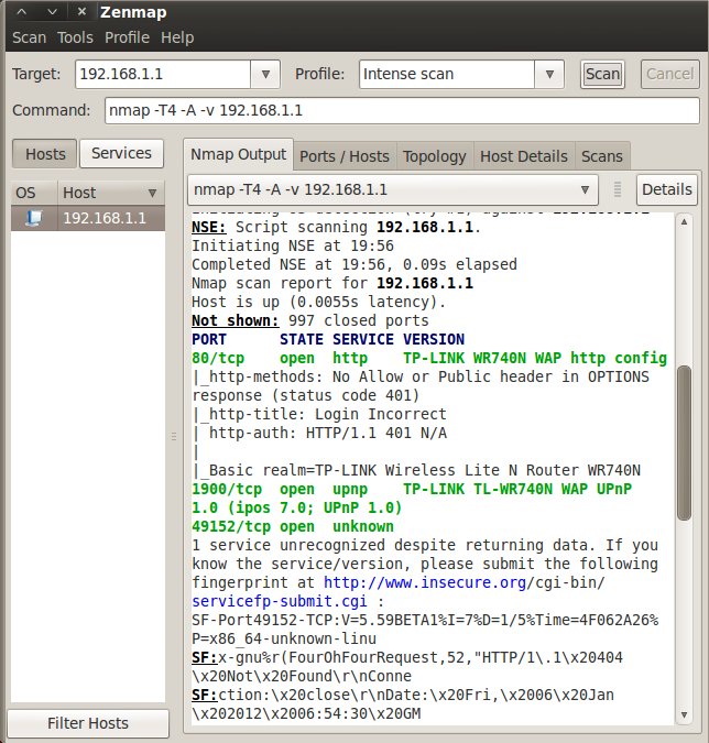 Network Mapping - G2K Hosting Blog