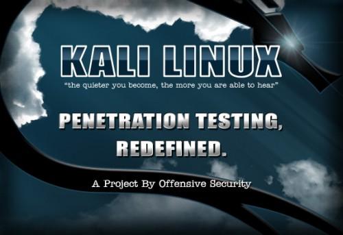 repositorios kali linux